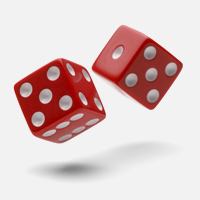 Rolling dice | unpaid debts uncertainty